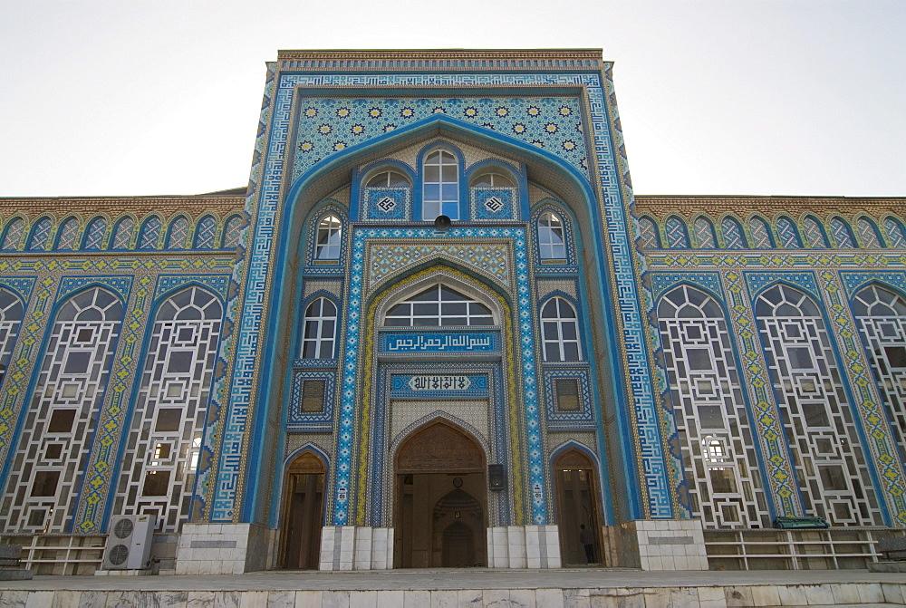 Haji Jakoub Mosque, Dushanbe, Tajikistan, Central Asia
