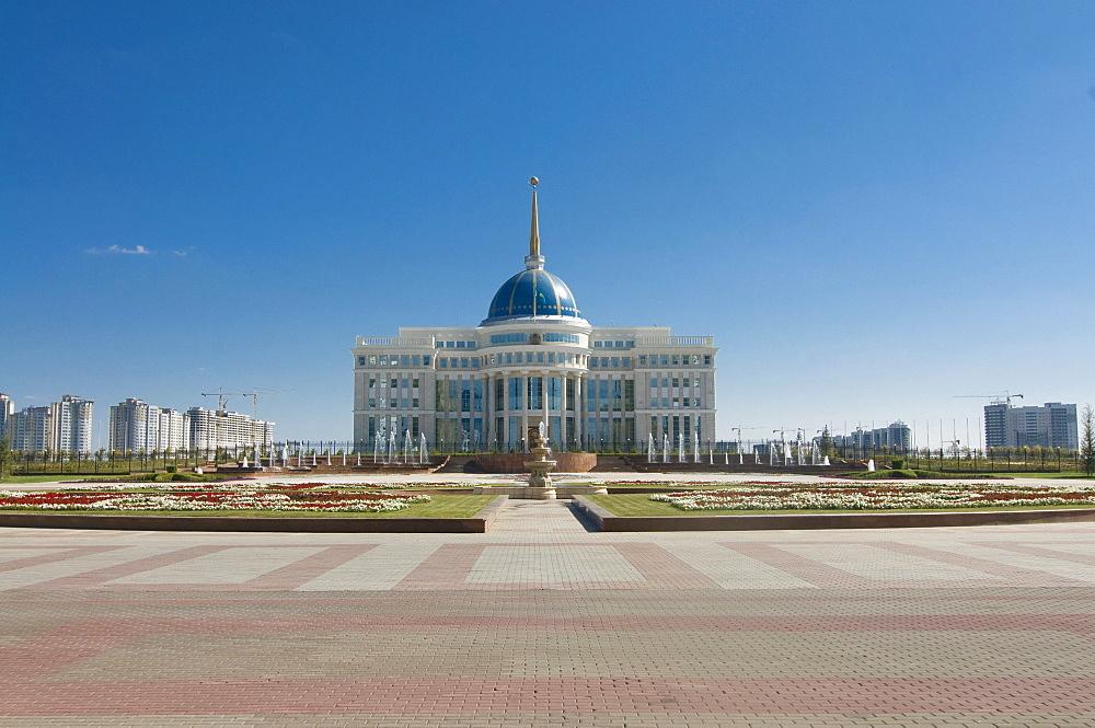 Presidential Palace, Astana, Kazakhstan, Central Asia