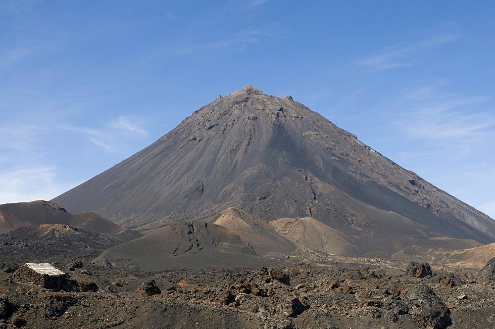 Volcano, Fogo, Cabo Verde, Cape Verde, Africa