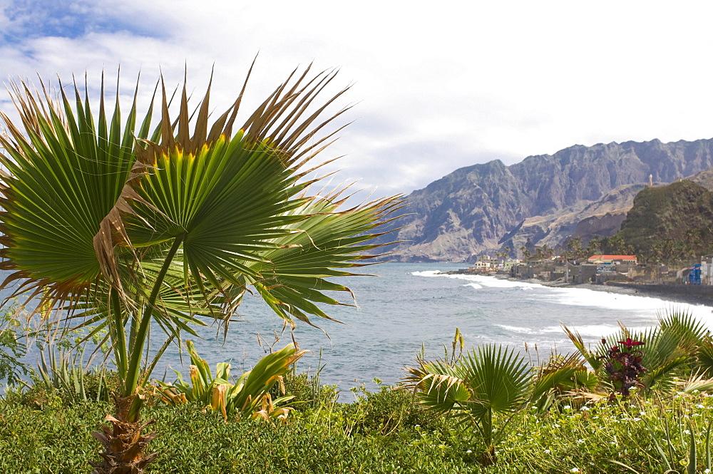 Coast of San Antao, Cabo Verde, Cape Verde, Africa