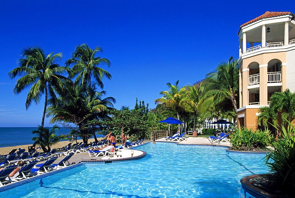 Rincon Beach Resort, Rincon, Puerto Rico, Caribbean