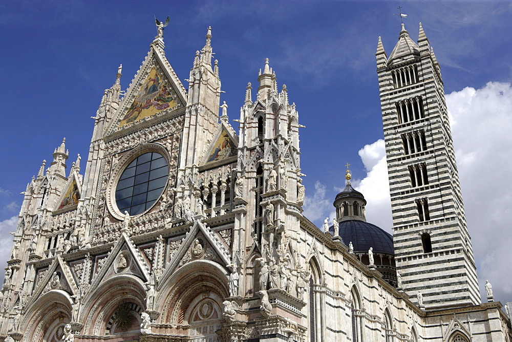 Cathedral of Santa Maria Assunta, Siena, Tuscany, Italy Europe