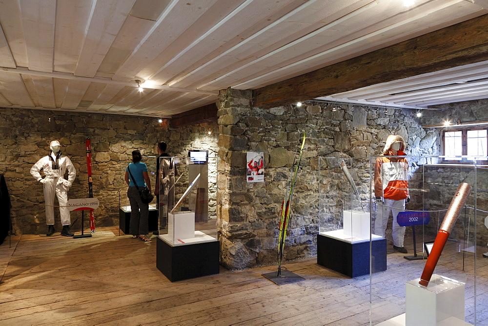 Markus Wasmeier Farm and Winter Sports Museum, Schliersee, Upper Bavaria, Bavaria, Germany, Europe