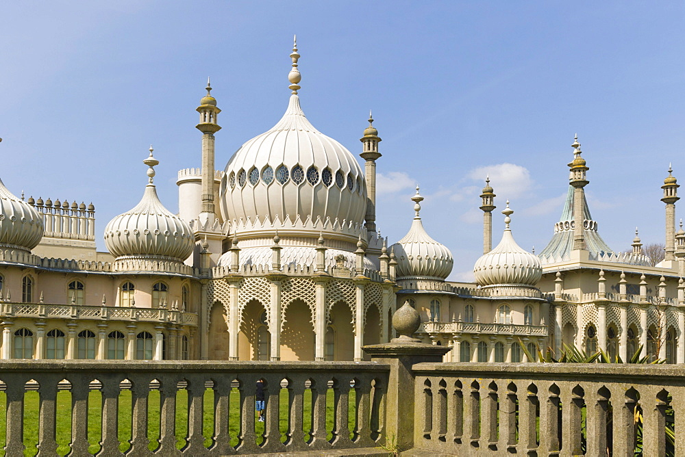 Royal Pavilion, Brighton, East Sussex, England, United Kingdom, Europe