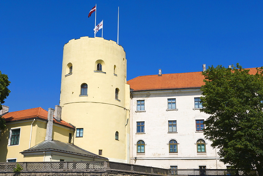 Rigas Pils, Riga Castle, 11 Novembra krastmala, old town, Vecriga, Riga, Latvia, Northern Europe