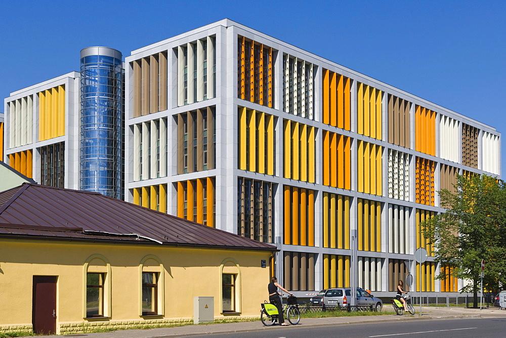 Citadele Bank, Muitas Iela, Muita Street, Riga, Latvia, Northern Europe