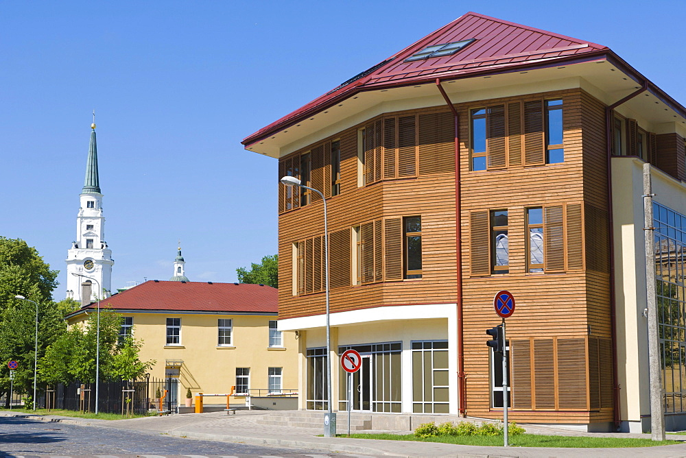 Muitas Iela, Muita Street, Riga, Latvia, Northern Europe