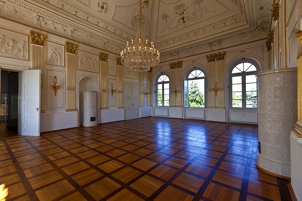 Schloss Fantaisie Palace, Bayreuth, Upper Franconia, Bavaria, Germany, Europe