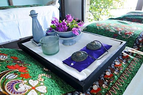 Massage Room, Raffles Resort, Canouan Island, Saint Vincent, Caribbean