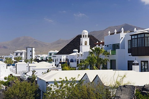 Hotel, Gran Melia Volcan, Marina Rubicon, Playa Blanca, Lanzarote, Canary Islands, Spain, Europe