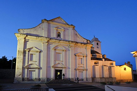 Parish Church of San Giacomo, 18th Century, Orosei, Province of Nuoro, East Sardinia, Italy, Europe