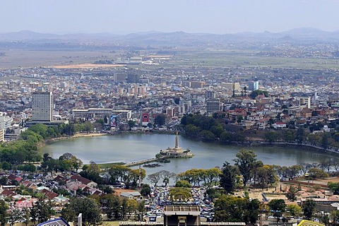 Antananarivo or Tana, formerly Tananarive, capital of Madagascar, Africa