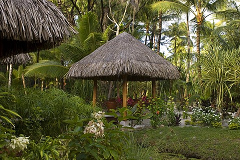 Spa, Pearl Beach Resort, Bora-Bora, French Polynesia, Pacific Ocean
