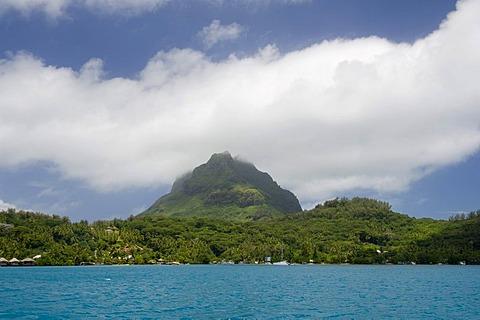 Bora-Bora, French Polynesia, Pacific Ocean