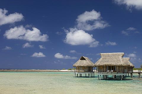 Pearl Beach Resort, Tikehau coral atoll, Tuamotu Archipelago, French Polynesia, Pacific Ocean