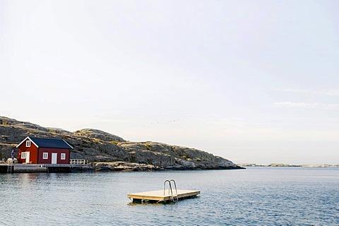 Area near Smoegen, Bohuslaen, Sweden, Scandinavia, Europe