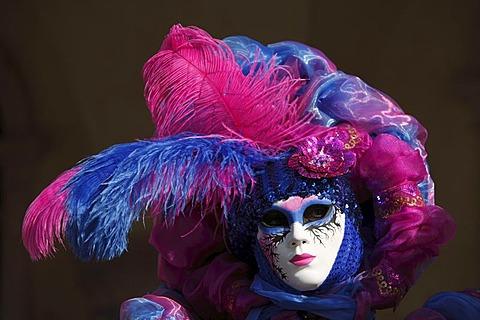 Carnival in Venice, Italy, Europe - 832-139406