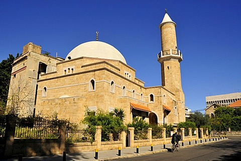 Tabbara Mosque at the Jardin Rene Mouawad, Beirut, Lebanon, Middle East, Asia