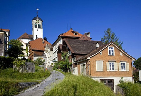 Trogen, Appenzell, Switzerland, Europe