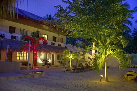Sun Splash Hotel, Malapascua, Cebu, Philippines, Asia