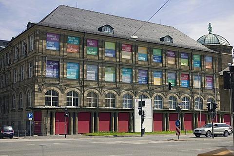 Museum Wiesbaden Hessian State Museum of Art, Natural History and Antiquities of Nassau, Wiesbaden, Hessen, Germany, Europe