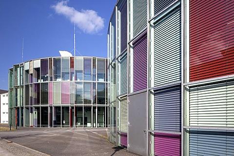Center for Photonics and Optical Technologies, Photonics Center, Humboldt-Universitaet university, Wissenschaftsstadt Adlershof Science City, Berlin, Germany, Europe