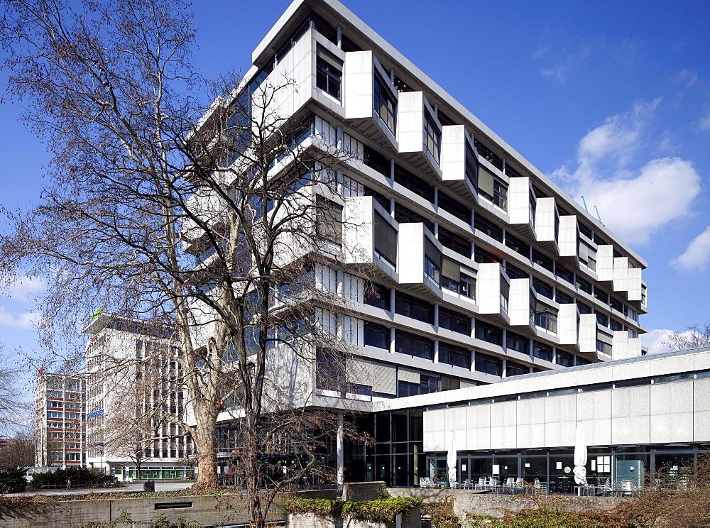 Architecture Institute, Technical University of Berlin, Charlottenburg, Berlin, Germany, Europe