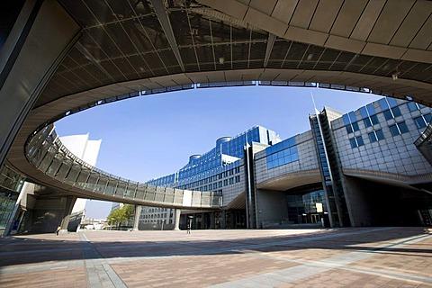 European Parliament, Brussels, Belgium, Europe