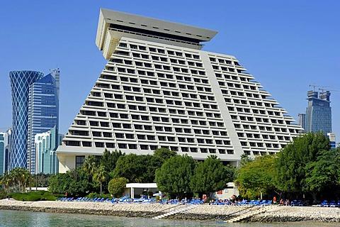 Hotel Doha Sheraton, Doha, Qatar, Persian Gulf, Middle East, Asia