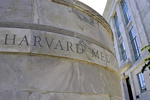 Harvard Medical School, Boston, Massachusetts, New England, USA