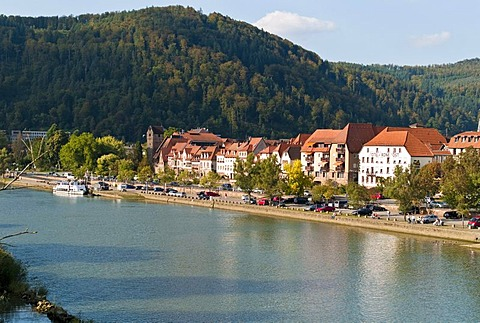 Eberbach, Rhein-Neckar-Kreis district, Baden-Wuerttemberg, Germany, Europe