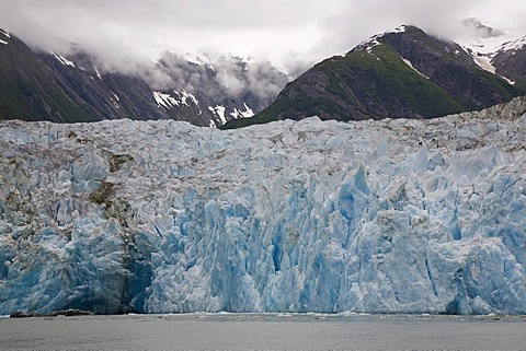 Sawyer Glacier, Tracy Arm, Juneau, Southeast Alaska, Alaska