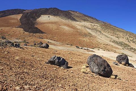 Huevos del Teide, Tenerife, Spain, Europe