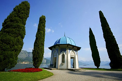 Villa Melzi, Lake Como, Italy, Europe