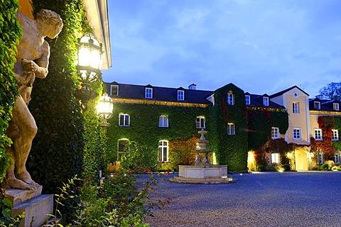 Evangelische Akademie Tutzing, Upper Bavaria, Germany, Europe