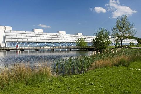 Wissenschaftspark Rheinelbescience park, Gelsenkirchen, Ruhr area, North Rhine-Westphalia, Germany, Europe