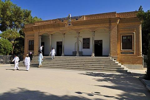 Zoroastrian fire temple, Zoroastrianism, Mazdanism, Yazd, Persia, Iran, Asia