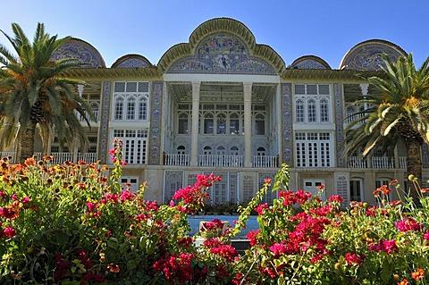 Bagh-e Eram garden and palace, Shiraz, Fars, Persia, Iran, Asia