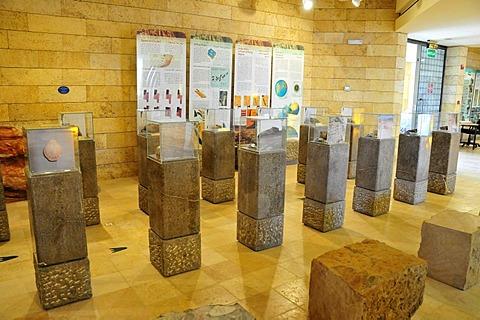 Dead Sea Museum, Jordan, Middle East, Orient