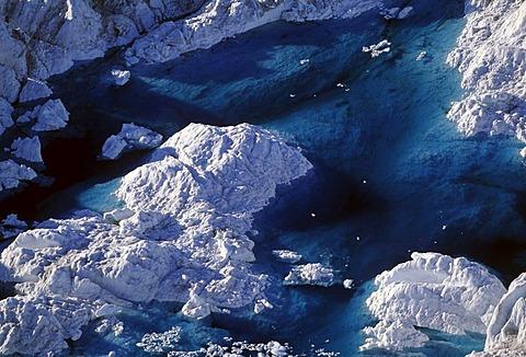 Kangia ice fjord, Illulissat, Jabobshavn, Greenland