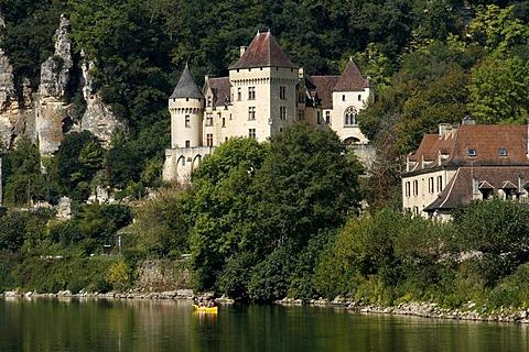 La Roque-Gageac, Dordogne valley, Aquitaine, France, Europe