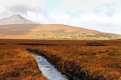 Landscape, County Mayo, Ireland, Europe