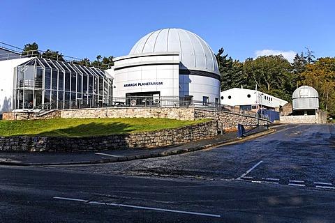 Armagh Planetarium, County Armagh, Northern Ireland, Europe