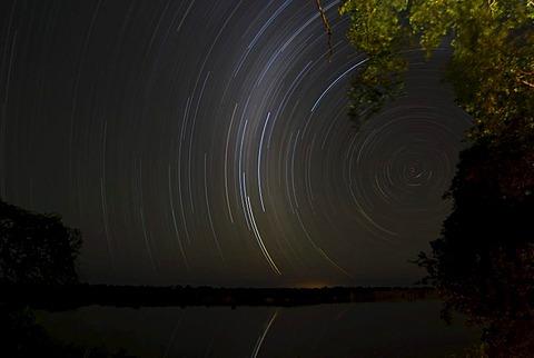 Constellation, Okavango Delta, Botswana, Africa