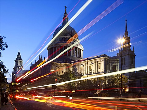 St Paul's Cathedral, London, England, United Kingdom, Europe - 832-195078