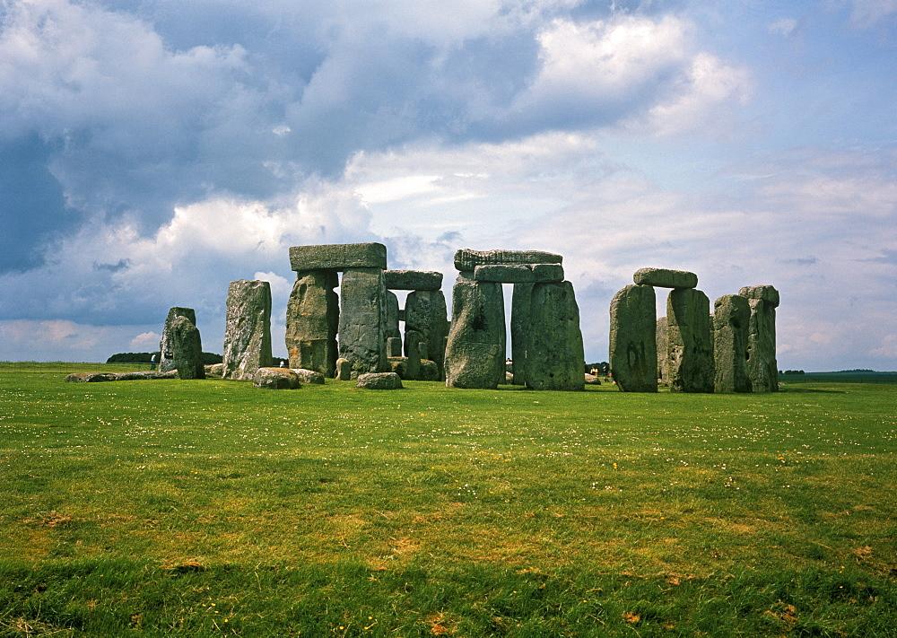 Stonehenge, Wiltshire, Great Britain, United Kindom, Europe