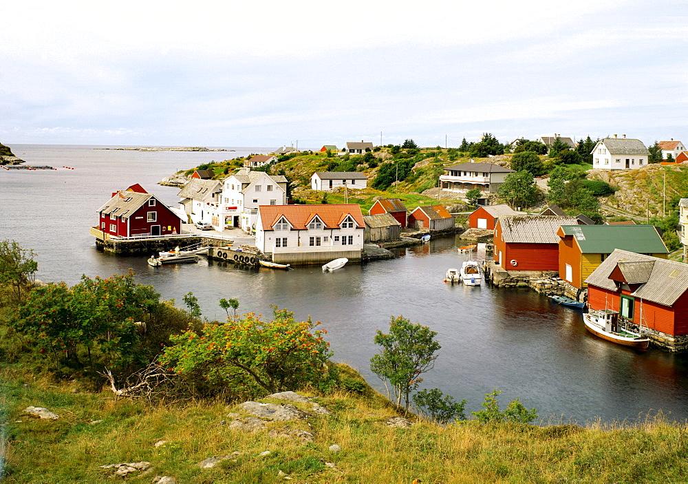 Nautnes near Bergen, Norway, Scandinavia, Europe