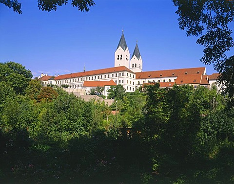 Cathedral Birth of Mary and Saint Korbinian, Freising, Upper Bavaria, Germany, Europe