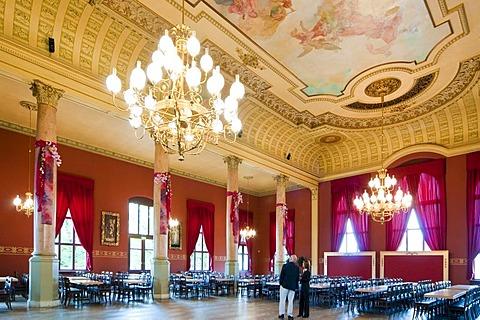 Ballhaus Watzke ballroom, Dresden, Germany, Europe