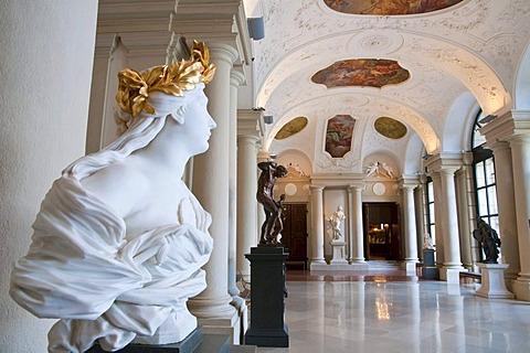 Palais Liechtenstein, Vienna, Austria, Europe